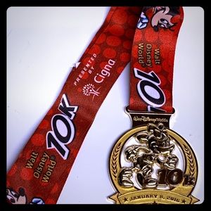 2016 10K Marathon Weekend Medal
